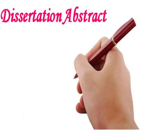 Research paper abstract how to write